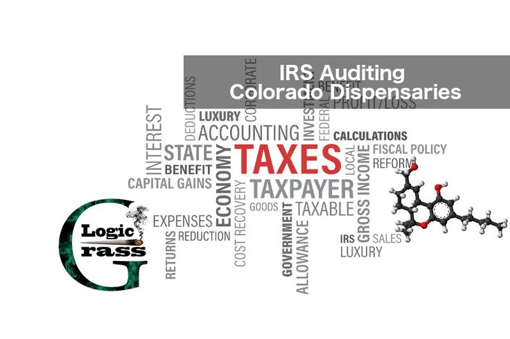IRS auditing Colorado dispensaries soon. It seems that the IRS is taking an interest in Colorado dispensaries and the profits they make. Check out why.