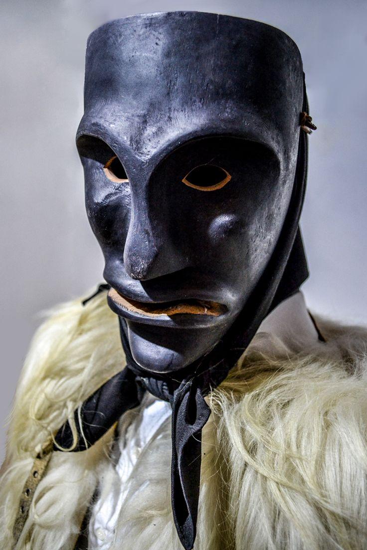 Maschera del Merdules di Ottana (NU)
