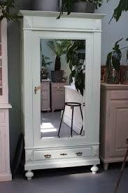 Afbeeldingsresultaat voor oude spiegelkast verven