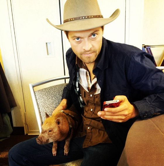 Misha Collins Everybody