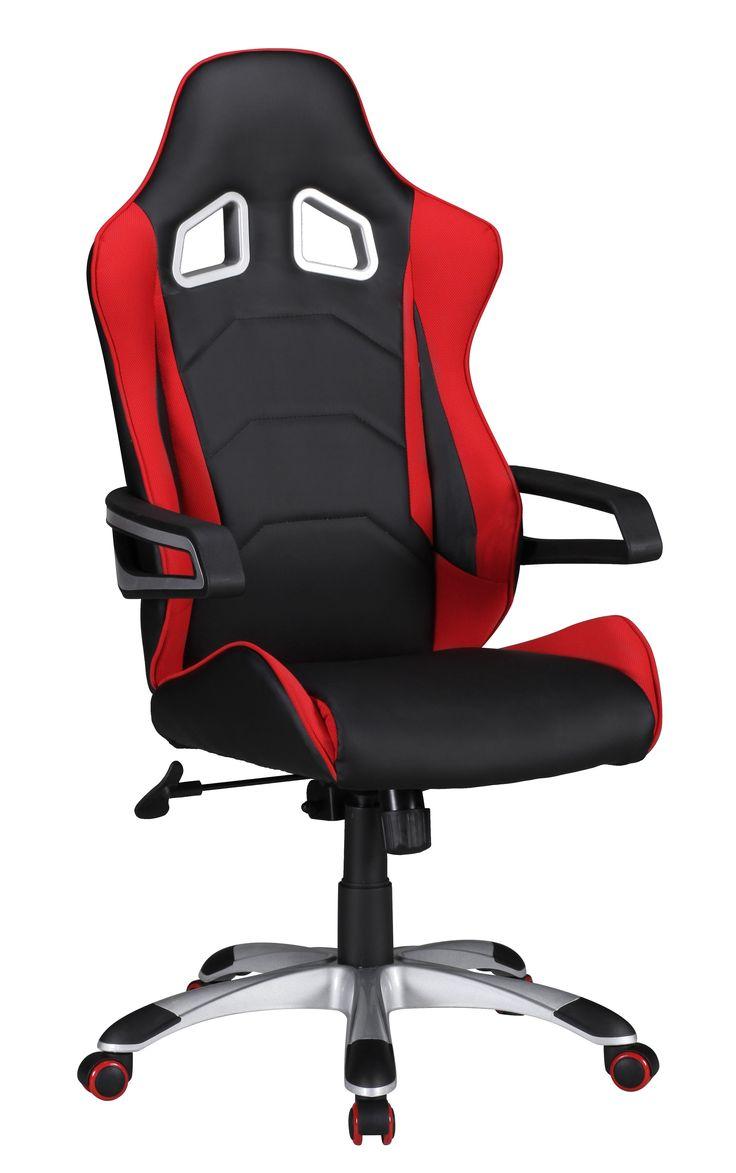 Lid german beer mug hinged lid gaming computer desk ideas - Amstyle Schreibtischstuhl Speed Rot Jetzt Bestellen Unter