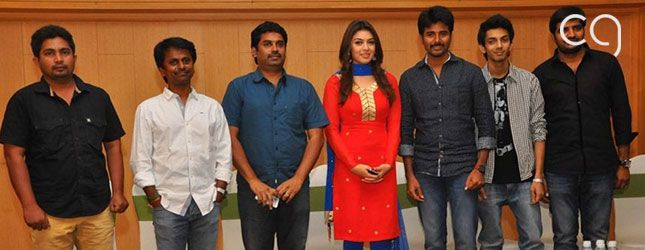 You cannot make a serious film with Siva Karthikeyan! - A.R.Murugadoss