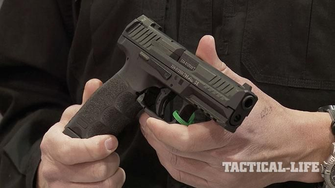 Heckler & Koch introduces its first striker-fired pistol in decades, but the VP9 has plenty of 21st century enhancements to suit every operator!