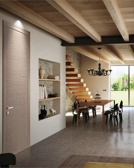 Wooden #door INVERSA by PIVATO #wood #interiors