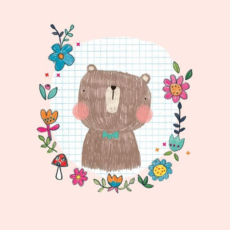 Little Bear by Lisa Barlow (Martin)