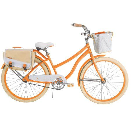 Huffy 26 Marietta Womens Single Speed Beach Cruiser Bike Walmart Com Cruiser Bike Beach Cruiser Bike Bike