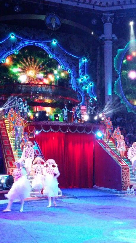 russian circue