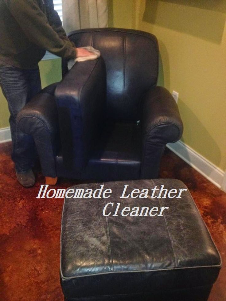 Charming Homemade Leather Furniture Conditioner #7: The Bullock 5: Homemade DIY Leather Conditioner U0026amp; Cleaner Plus A Giveaway!