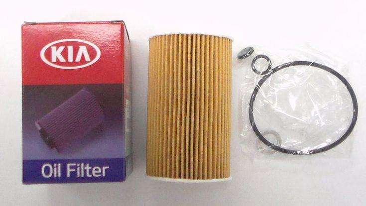 Genuine Kia Factory Oil Filter Part # 26320-3C30A Cartridge OEM Kia 26320 3C300 #Kia