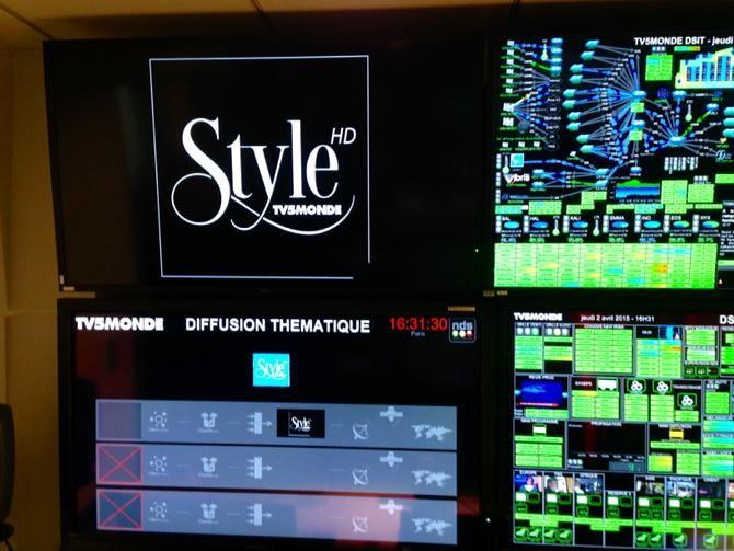 #Style La nouvelle chaîne thématique #ArtDeVivre du groupe #Tv5monde