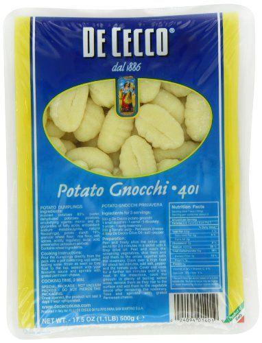 De Cecco Potato Gnocchi,