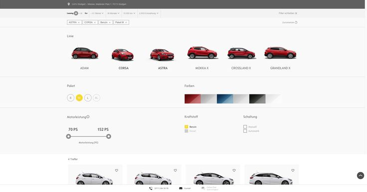 BOLD. Digital GmbH: Interface Design für OPEL CAYU