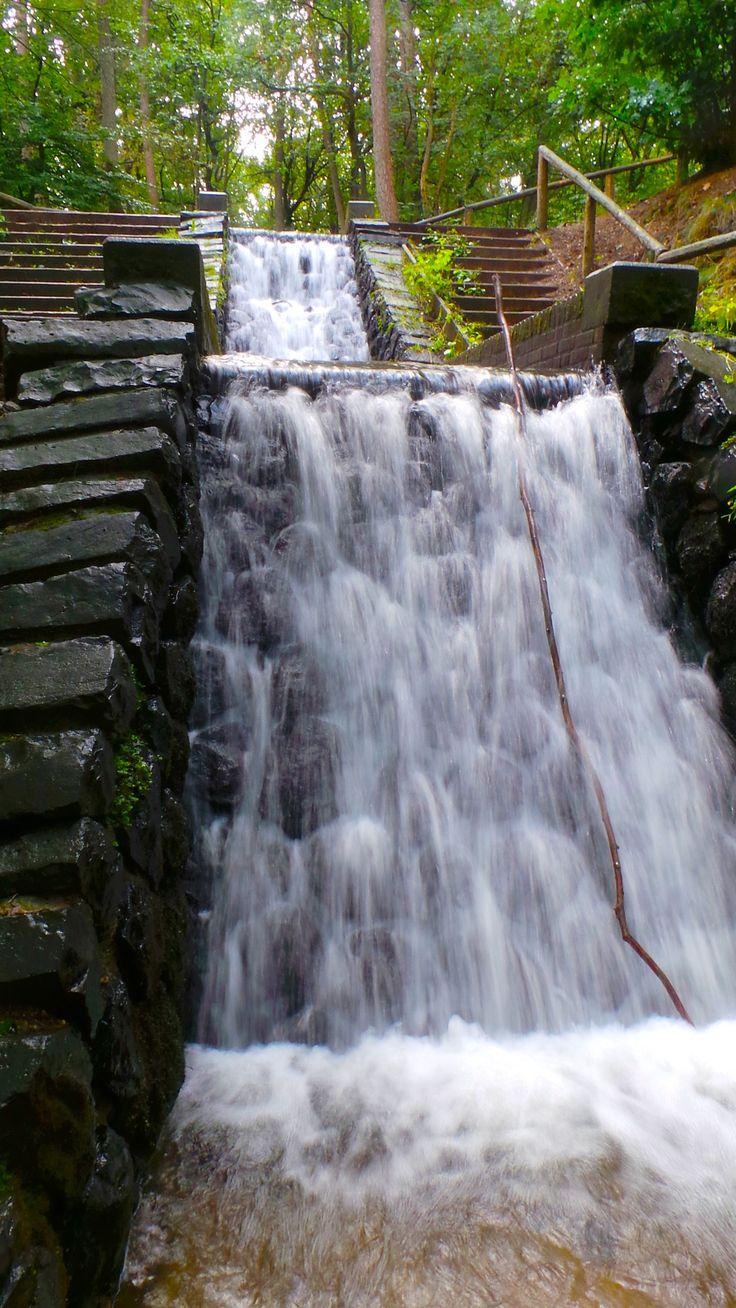 Watervallen van Loenen, Veluwe