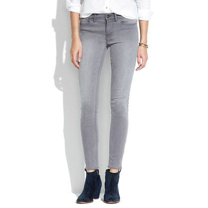 Skinny Skinny Ankle Jeans in Thundercloud Wash