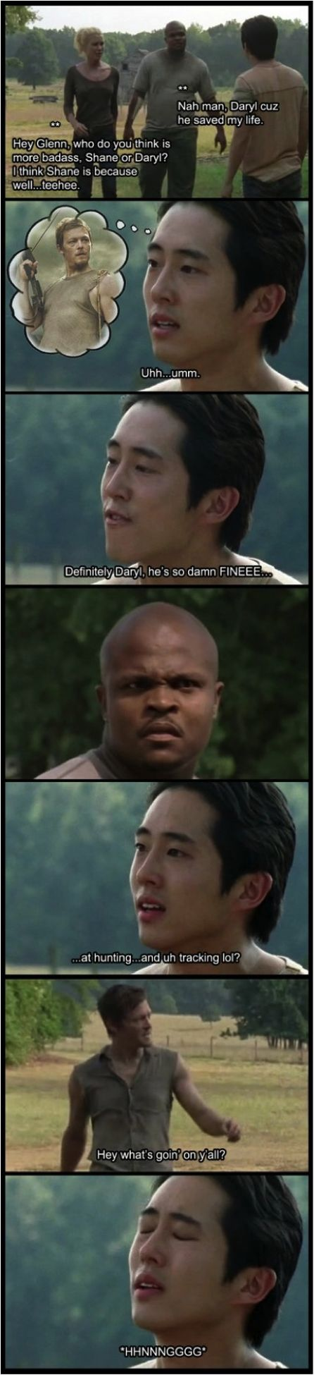 34 Hilarious 'Walking Dead' Memes from Season 2 from Dashiell Driscoll and Memes!