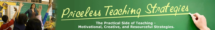 Priceless Teaching Strategies, Hundreds of Valuable Tips For Successful Teachers