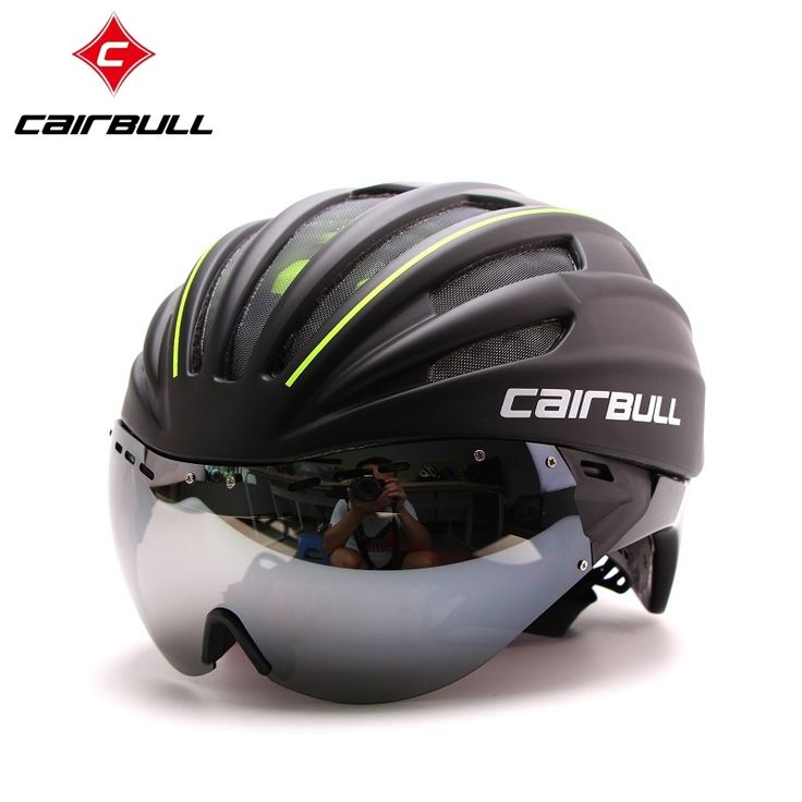 46.91$  Watch more here  - CAIRBULL Road Bicycle Helmet Women Men Goggles Glasses Cycling Helmet EPS Ultralight Road Bike Helmet Casco Ciclismo 2017