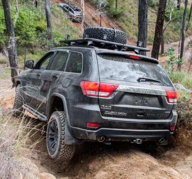 Built Jeep Grand Cherokee Wk2 By Murchison Products