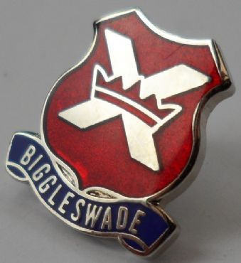 Biggleswade Pin Badge (0346)