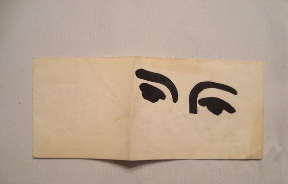 Henri Matisse 1951 Exhibition Invitation