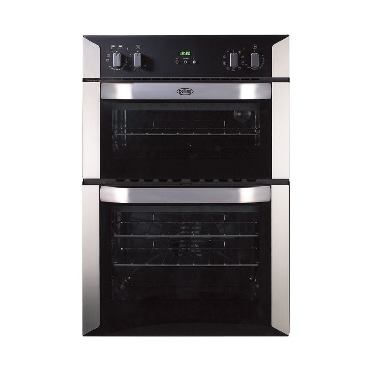 Electric Oven And Grill Part - 47: Built-in 90cm Electric Multi-function Oven - Stainless Steel #Belling  #UKmade