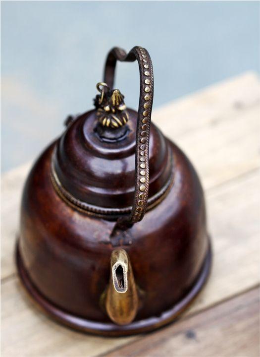 Teapot!.  ECKMANN STUDIO LOVE