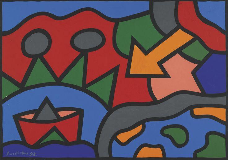 ΔΕΙΤΕ ΚΙ'ΑΛΛΑ ΕΡΓΑ ΕΔΩ (1939 Αθήνα – 1994 Αθήνα) Το ενδιαφέρον του για τη ζωγραφική εκδηλώθηκε από τα μαθητικά του χρόνια, δεν έκανε όμως ποτέ επίσημες σπουδές. Η γνωριμία του, ωστόσο, με το …