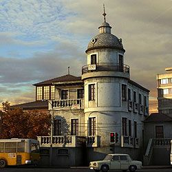 Casa Embrujada de Ñuñoa.