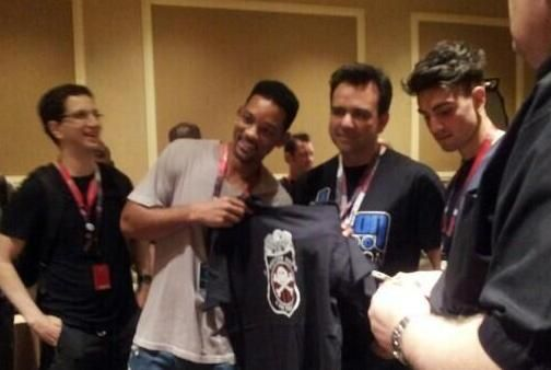 Will Smith makes unexpected appearance at Defcon hacker conference