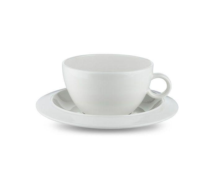 Bavero Teacup Saucer Set Of 2 In 2020 Tea Cups Tea Cup Saucer