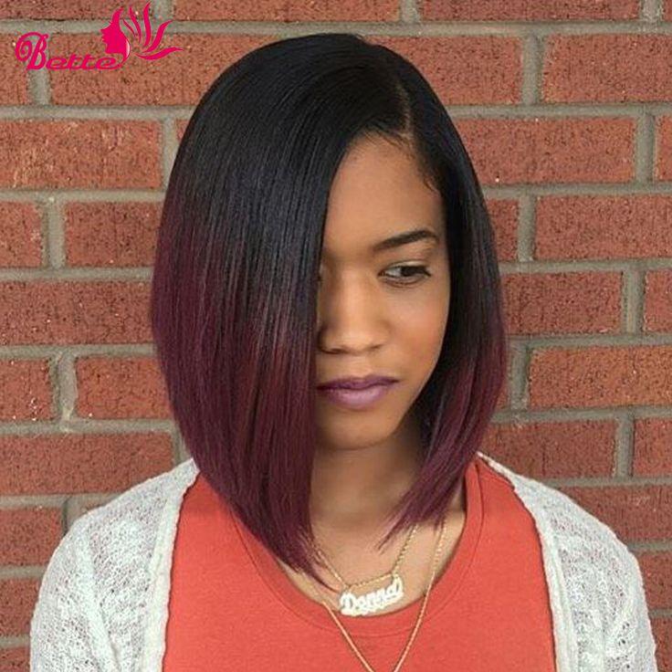 Burgundy Brazilian Virgin Hair 3 Bundles Unprocessed