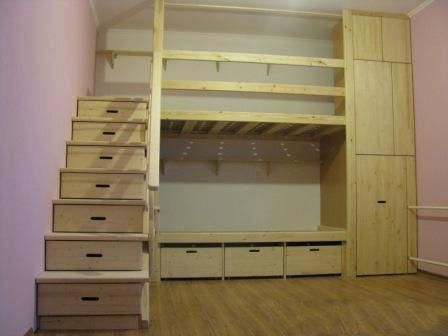 Space Saving Wooden Furniture   -  To connect with us, and our community of people from Australia and around the world, learning how to live large in small places, visit us at www.Facebook.com/TinyHousesAustralia or at www.TinyHousesAustralia.com