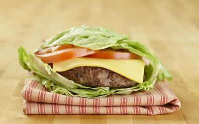 How to eat low carb at: Wendy's Burger King McDonald's