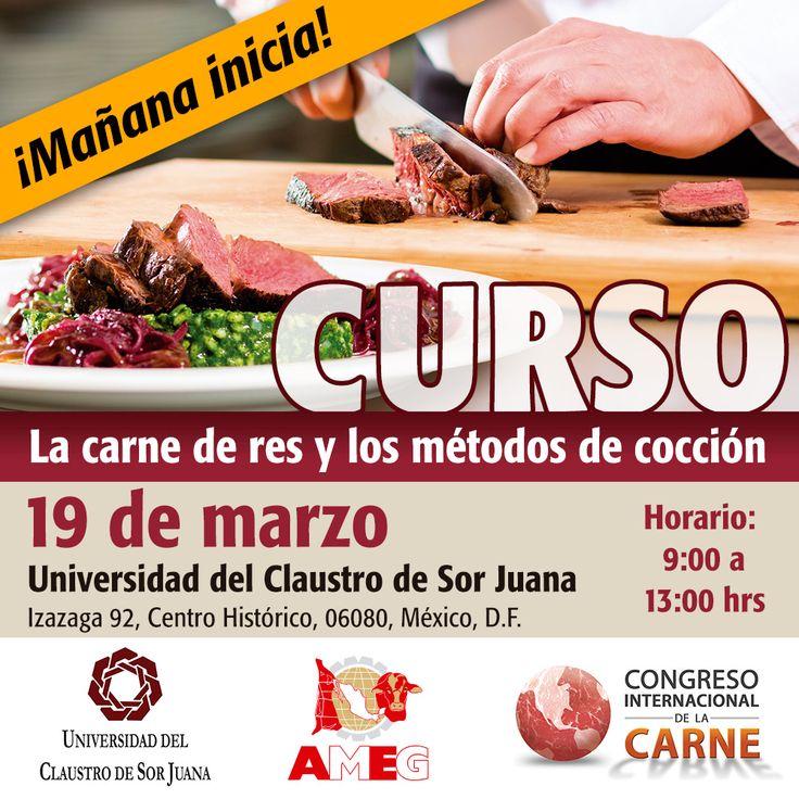 19 de marzo del 2015 inicio del curso: La carne de res y los métodos de cocción.