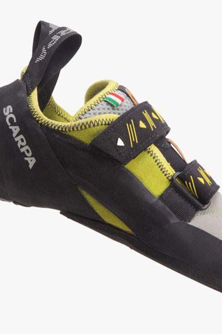 Scarpa rock climbing shoe #climbing