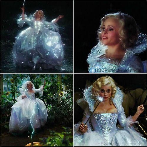 helena bonham carter fairy godmother - Google Search