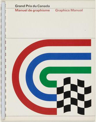 Rolf Harder — Grand Prix du Canada, Graphics Manual (1977)