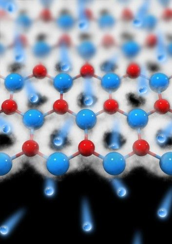 Graphene can simplify production of heavy water and help clean nuclear waste by filtering different isotopes of hydrogen, University of Manchester research indicates.