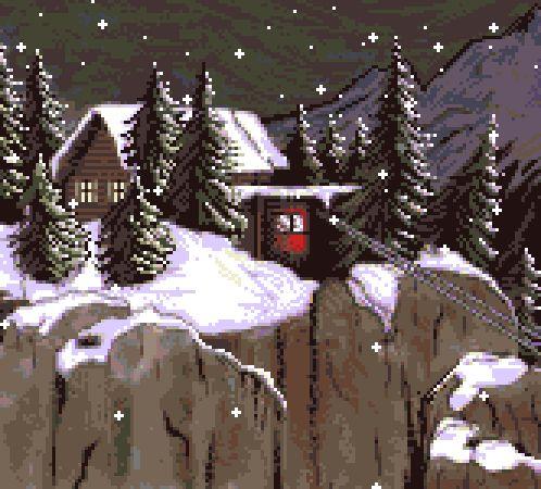 VGJUNK, In the Dead of Night, Amiga.