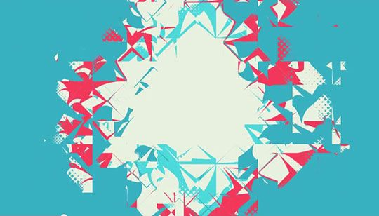 After Effects | Time Displacement Effect to Create a Transition of Animating Triangles