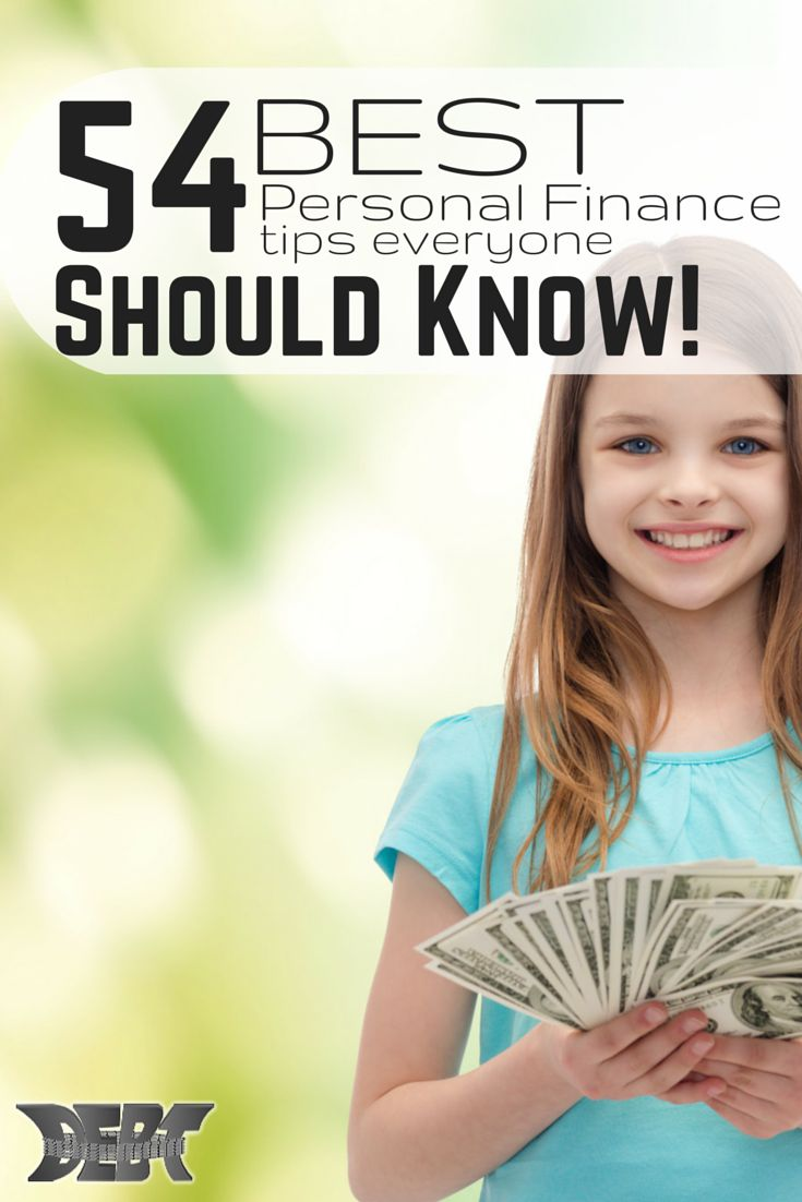 54 Best Personal Finance Tips Everyone Should Know: As with every year so far, I have reached out to some of the brightest personal finance bloggers to bring you their best personal finance tips for 2014. They did not disappoint, that's for sure. http://www.debtroundup.com/54-best-personal-finance-tips-2014/