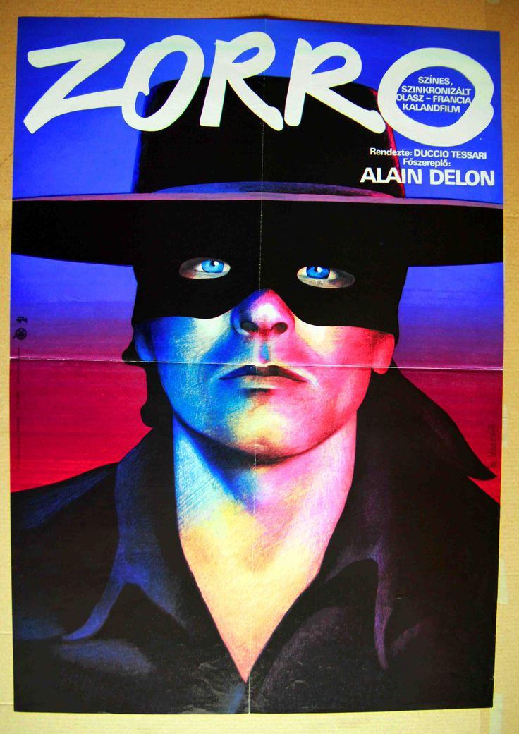 Кадры из фильма «Зорро» / 1975