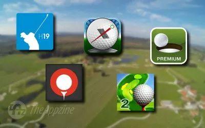 6 Best Golf apps