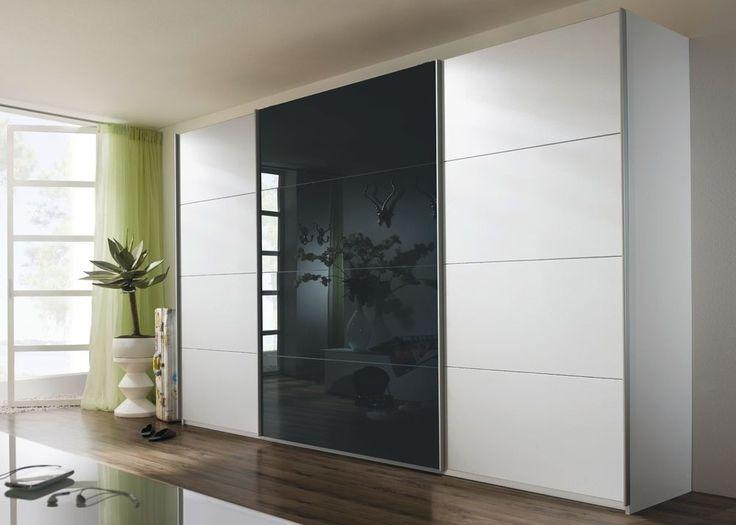 schwebet renschrank wei grau. Black Bedroom Furniture Sets. Home Design Ideas