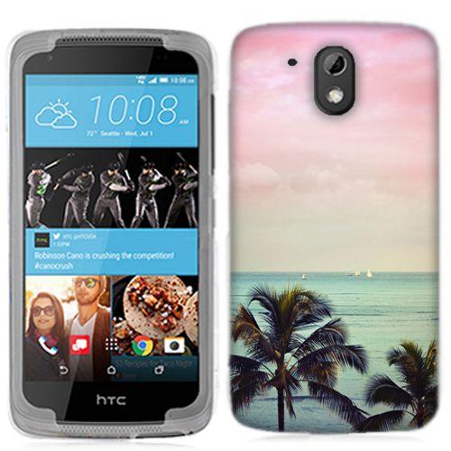 HTC Desire 526 Beach Vacation cover - CellPhoneCase.com