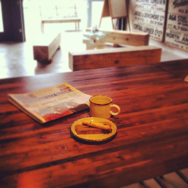 @ Academy of Lions General Store & Espresso bar <3