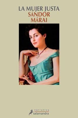 A propósito de literatura: La mujer justa