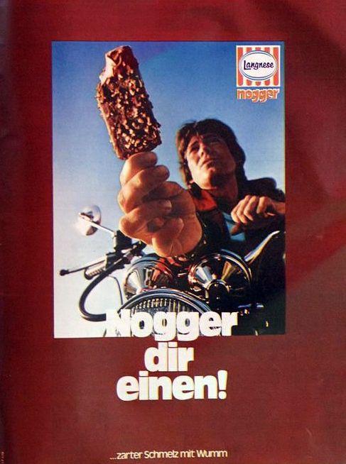 Langnese Eis - Nogger dir einen!