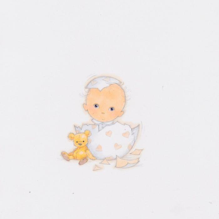Annabel Spenceley - Eggshell Baby