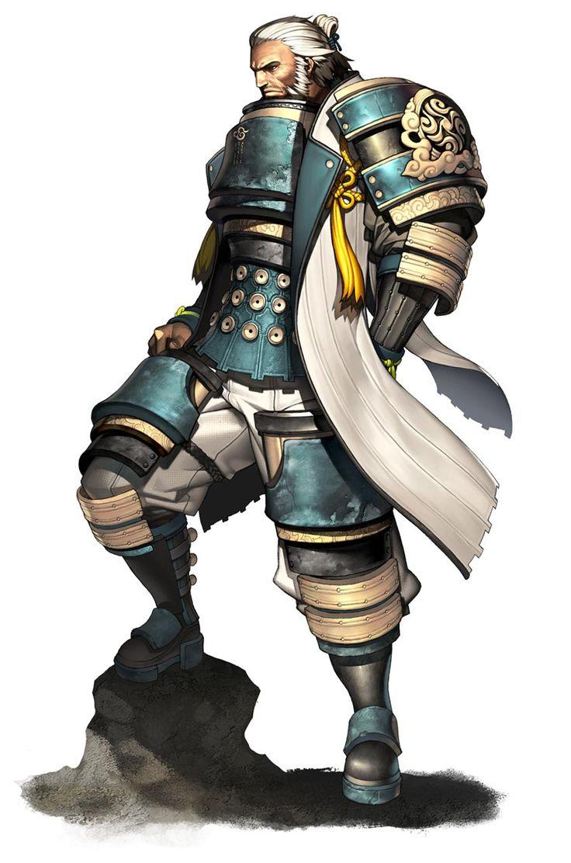 Blade & Soul Characters Art